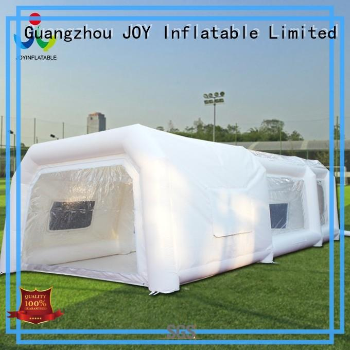 spray inflatable spray tent customized for children
