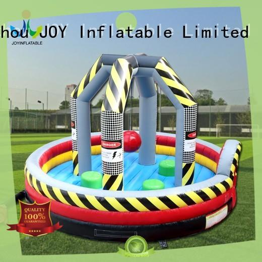 inflatable soccer course for outdoor JOY inflatable