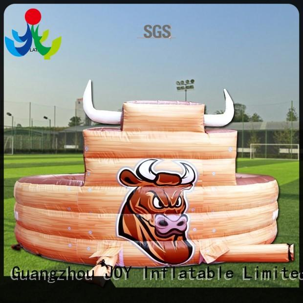 events inflatable bull from China for child