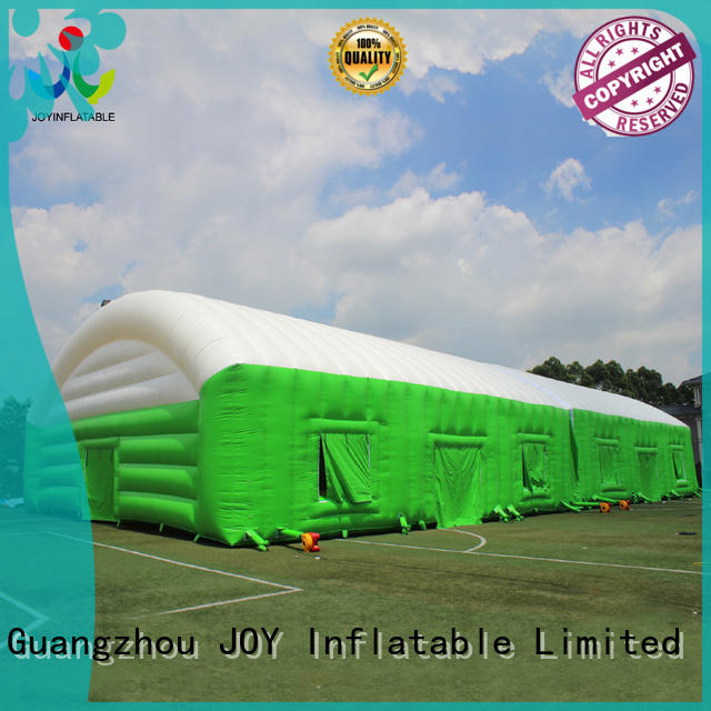 huge clear JOY inflatable Brand inflatable giant tent