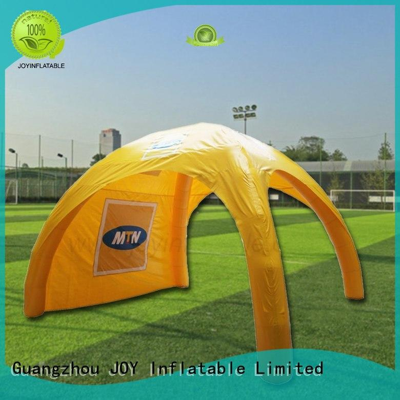 JOY inflatable Brand play event roof professional Inflatable advertising tent