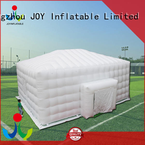 event trendy air OEM Inflatable cube tent JOY inflatable