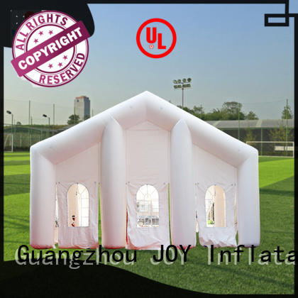 JOY inflatable Inflatable cube tent wholesale for kids