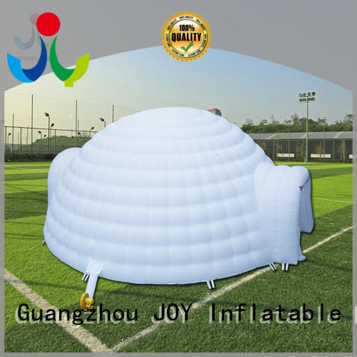 JOY inflatable sale inflatable bubble tent for sale customized for child