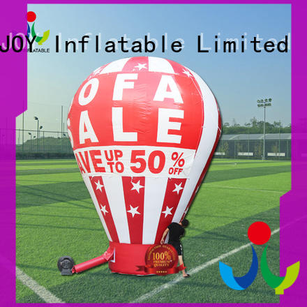 JOY inflatable weight giant balloons manufacturer for child