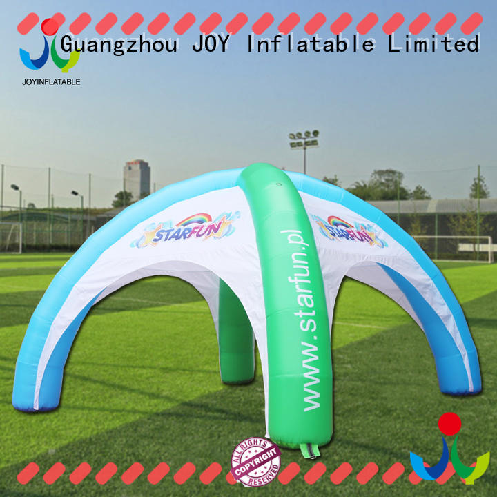blow up canopy for outdoor JOY inflatable