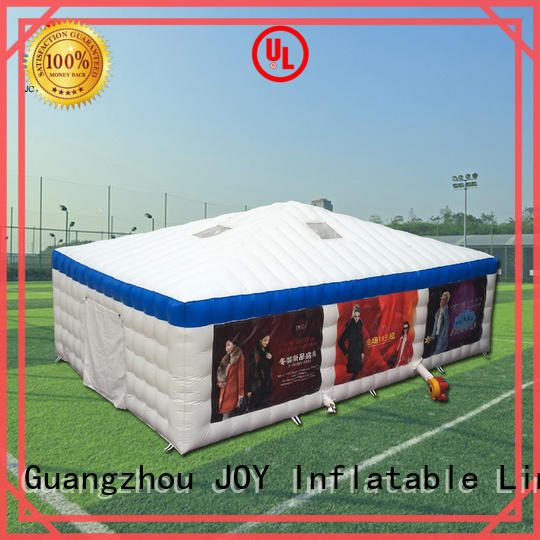 JOY inflatable floating inflatable cube marquee personalized for kids