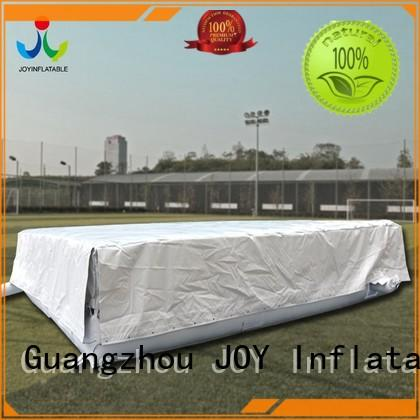 JOY inflatable free foam pit airbag for kids