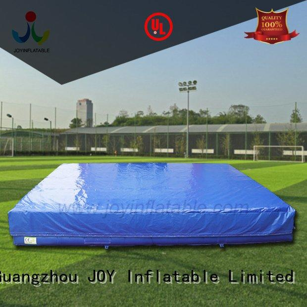 inflatable crash pad stunt Warranty