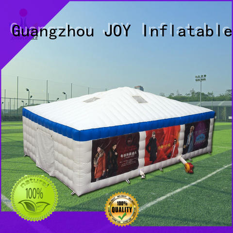 fun Inflatable cube tent factory price for child