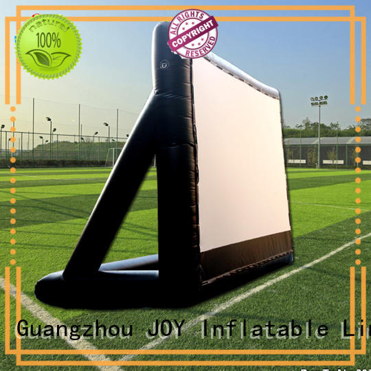 snowboard inflatable movie screen manufacturer for outdoor