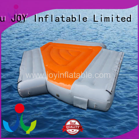 JOY inflatable giant trampoline water park factory price for kids