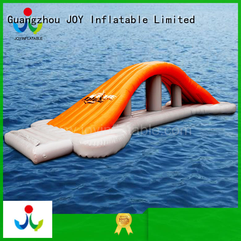 JOY inflatable watchtower blow up trampoline personalized for kids