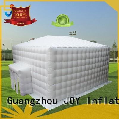 led shelter square Inflatable cube tent JOY inflatable Brand