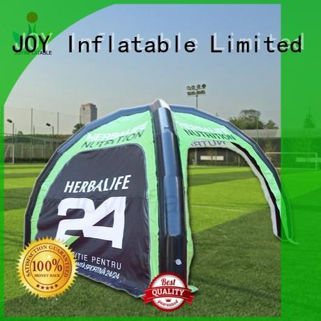 dome lawn promotional advertising tent JOY inflatable Brand