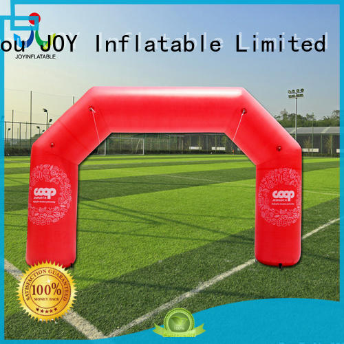 JOY inflatable bull inflatable race arch wholesale for children