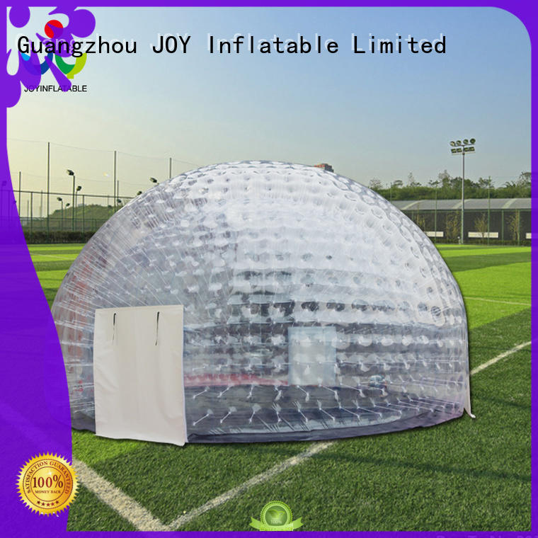 JOY inflatable advertising blow up igloo customized for outdoor