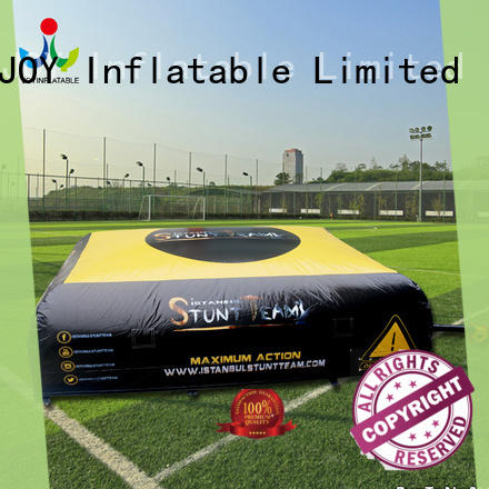 JOY inflatable bmx stunt jump inflatable manufacturer for children