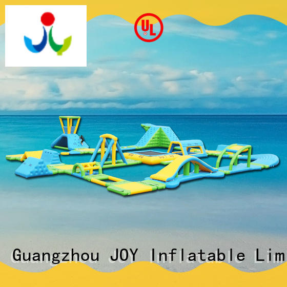 JOY inflatable inflatable water park for lake inquire now for outdoor