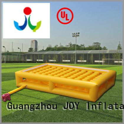 tumbling giant airbag for sale customized for kids