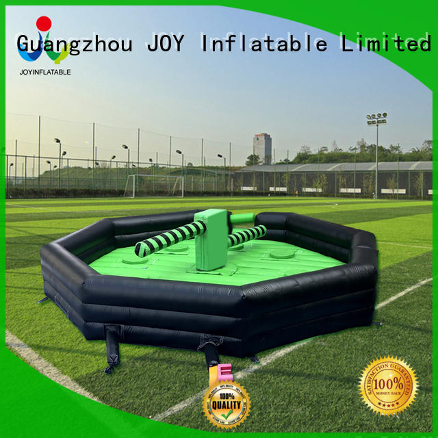JOY inflatable price mechanical bull customized for outdoor