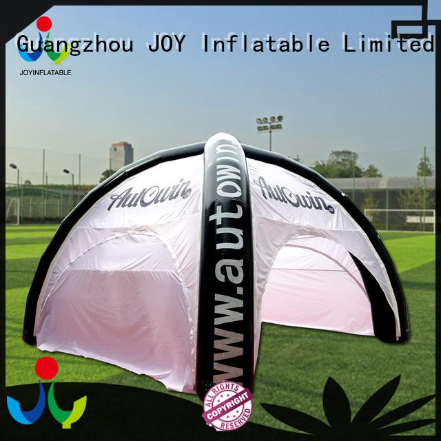 JOY inflatable lighting spider tent with good price for kids