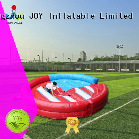 Inflatable Bull Ride Bouncer For the Mechanical Rodeo