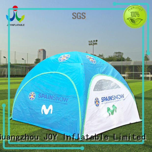 JOY inflatable canopy spider tent design for child