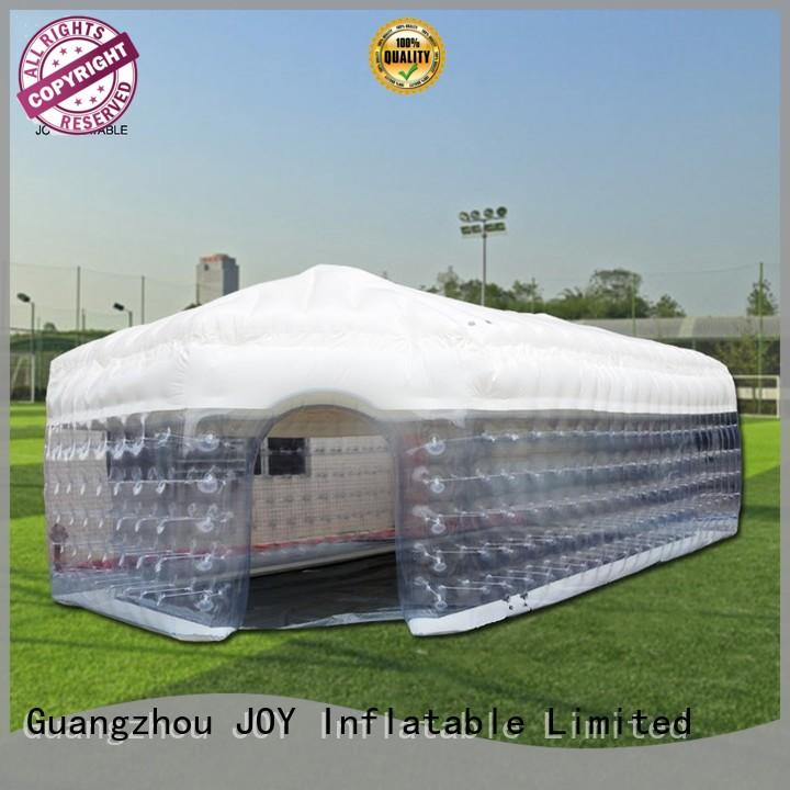 entrance Inflatable cube tent wholesale for kids JOY inflatable