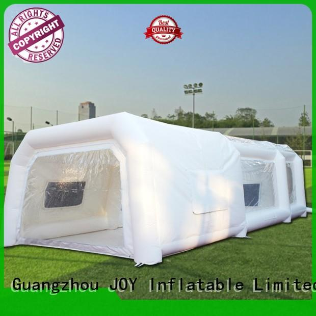 JOY inflatable paint inflatable spray booth tent directly sale for children
