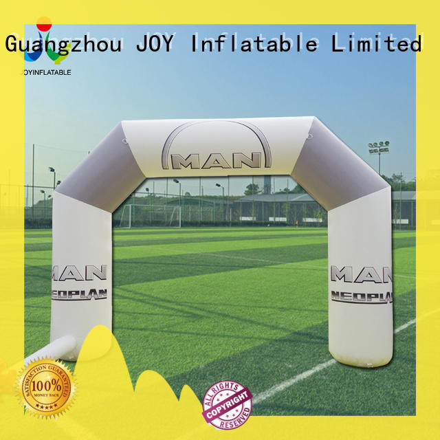 JOY inflatable arched inflatables for sale supplier for children