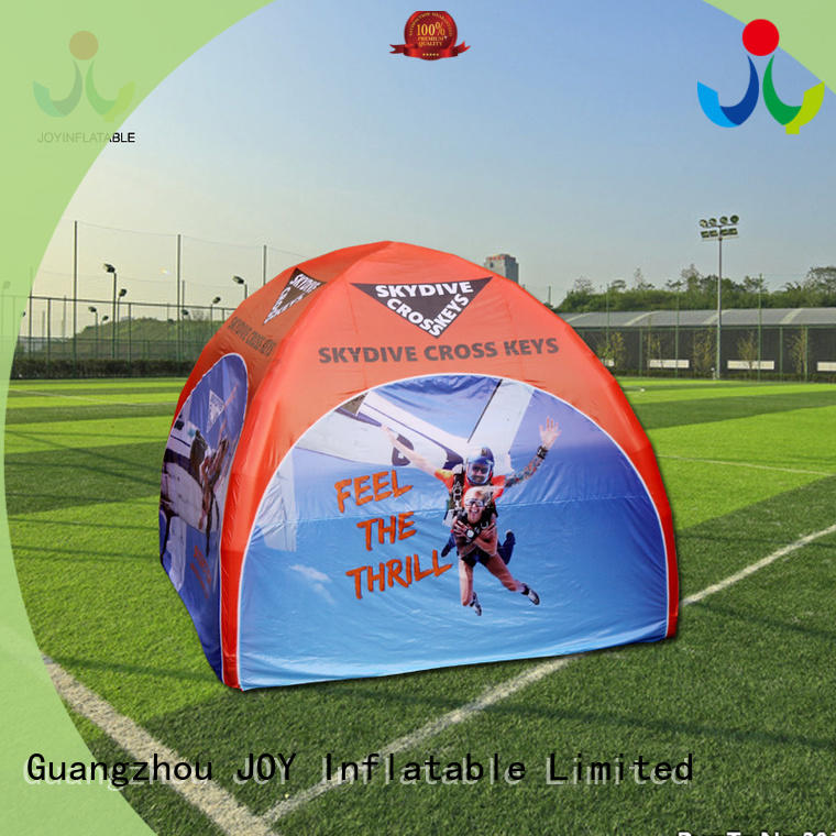 JOY inflatable igloo blow up canopy design for kids