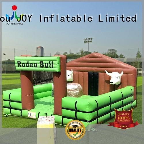 JOY inflatable Brand game popular mechanical bull for sale hot selling supplier
