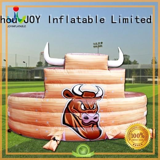 mechanical bull for sale buli games high quality JOY inflatable Brand company