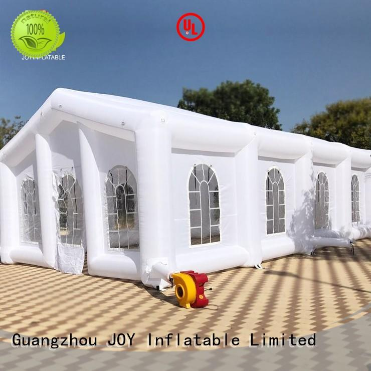 Wholesale hot selling inflatable marquee for sale 8x7x5m JOY inflatable Brand