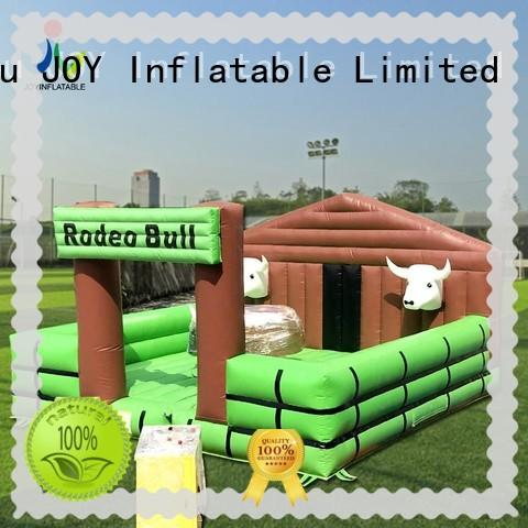JOY inflatable court inflatable bull manufacturer for child