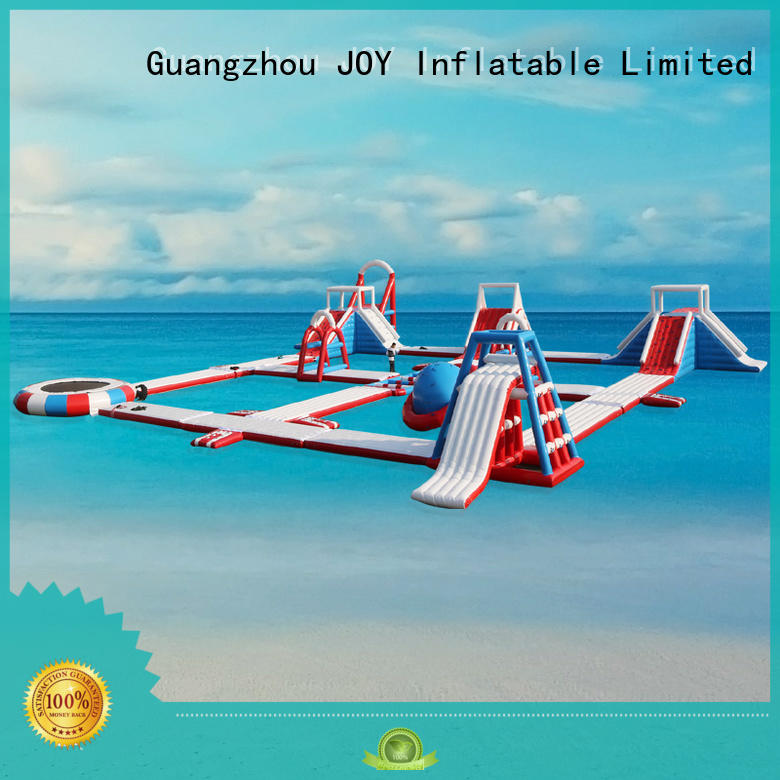 inflatable water park for adults popular new floating water park JOY inflatable Brand