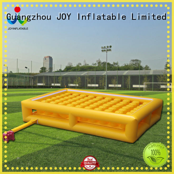 JOY inflatable bag jump customized for outdoor