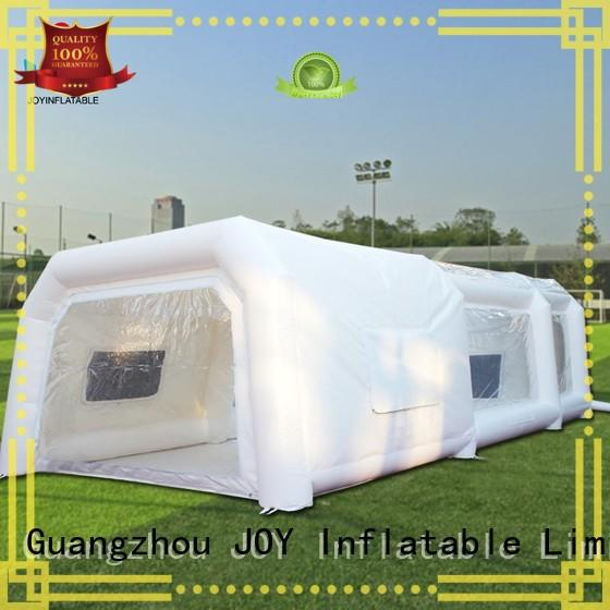 best inflatable JOY inflatable Brand blow up paint booth