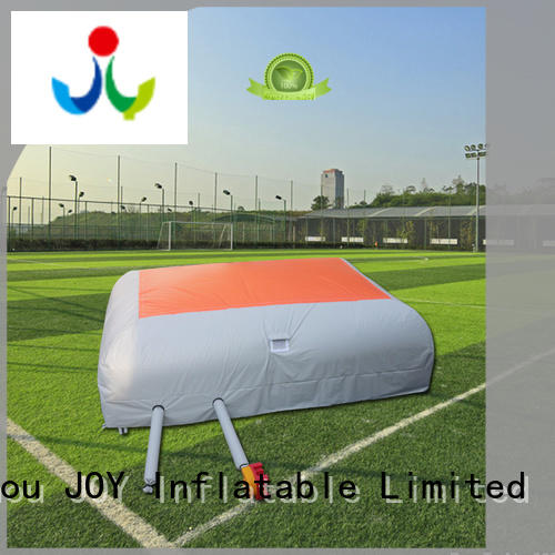 JOY inflatable airbag  inflatable air bag directly sale for kids