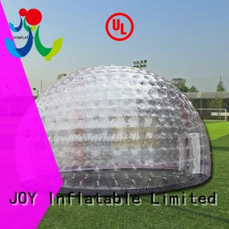 JOY inflatable inflatable igloo tent series for kids