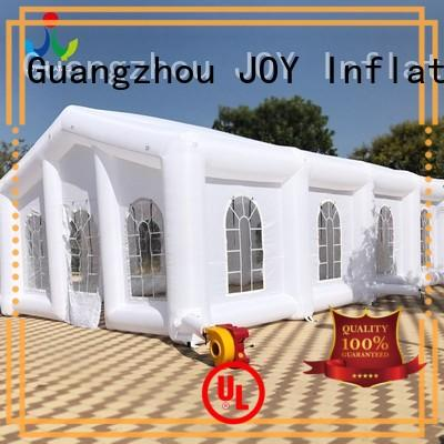 printing large inflatable marquee manufacturer for child JOY inflatable