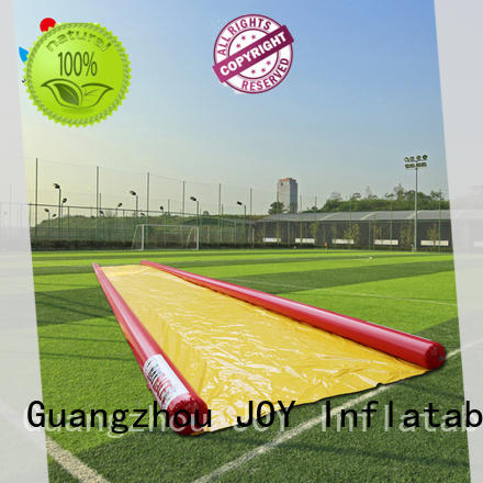 JOY inflatable inflatable water slide manufacturer for child