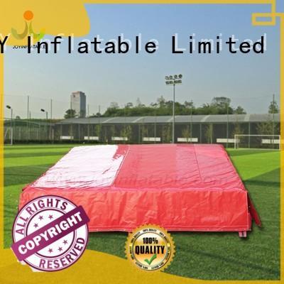 Hot king inflatable crash pad inflatablestuntairbag JOY inflatable Brand
