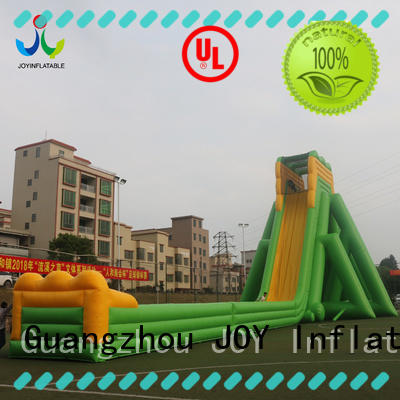 JOY inflatable hot selling blow up slip n slide series for kids