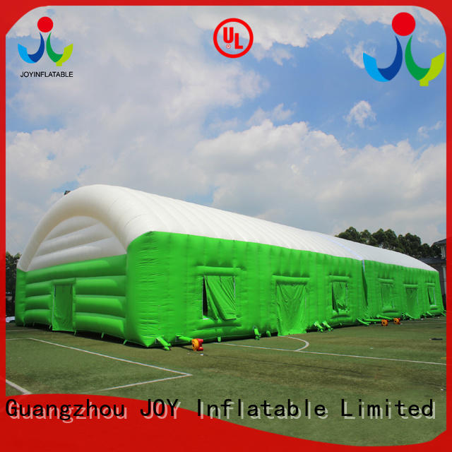 JOY inflatable canvas blow up event tent customized for kids
