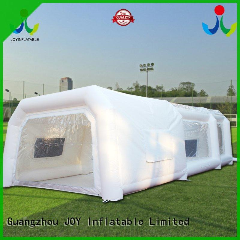 JOY inflatable portable inflatable spray paint booth supplier for child