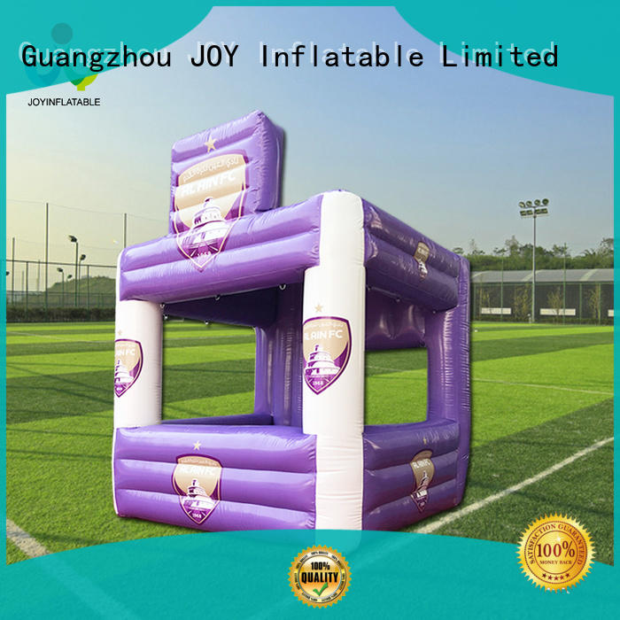 floating inflatable cube marquee factory price for child