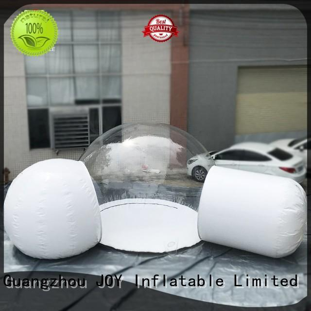 Quality JOY inflatable Brand beach inflatable bubble tent