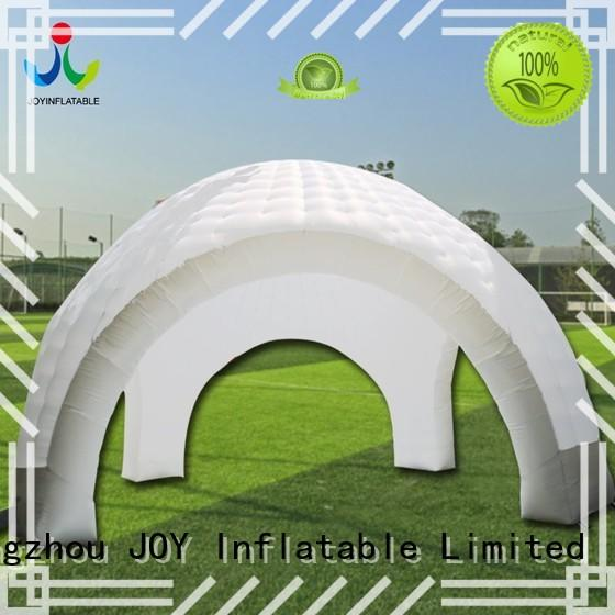 Quality JOY inflatable Brand inflatable tent manufacturers hot selling
